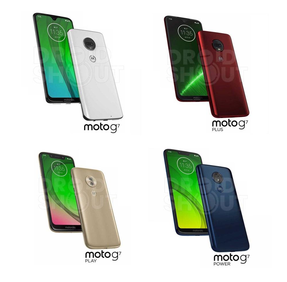 2019 Moto G7