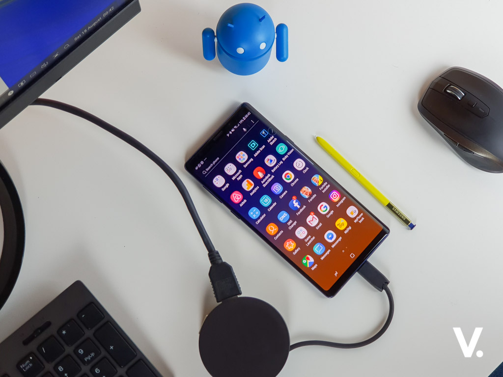 Samsung Galaxy Note9 + DeX