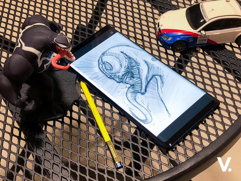 Samsung Galaxy Note9 Creative
