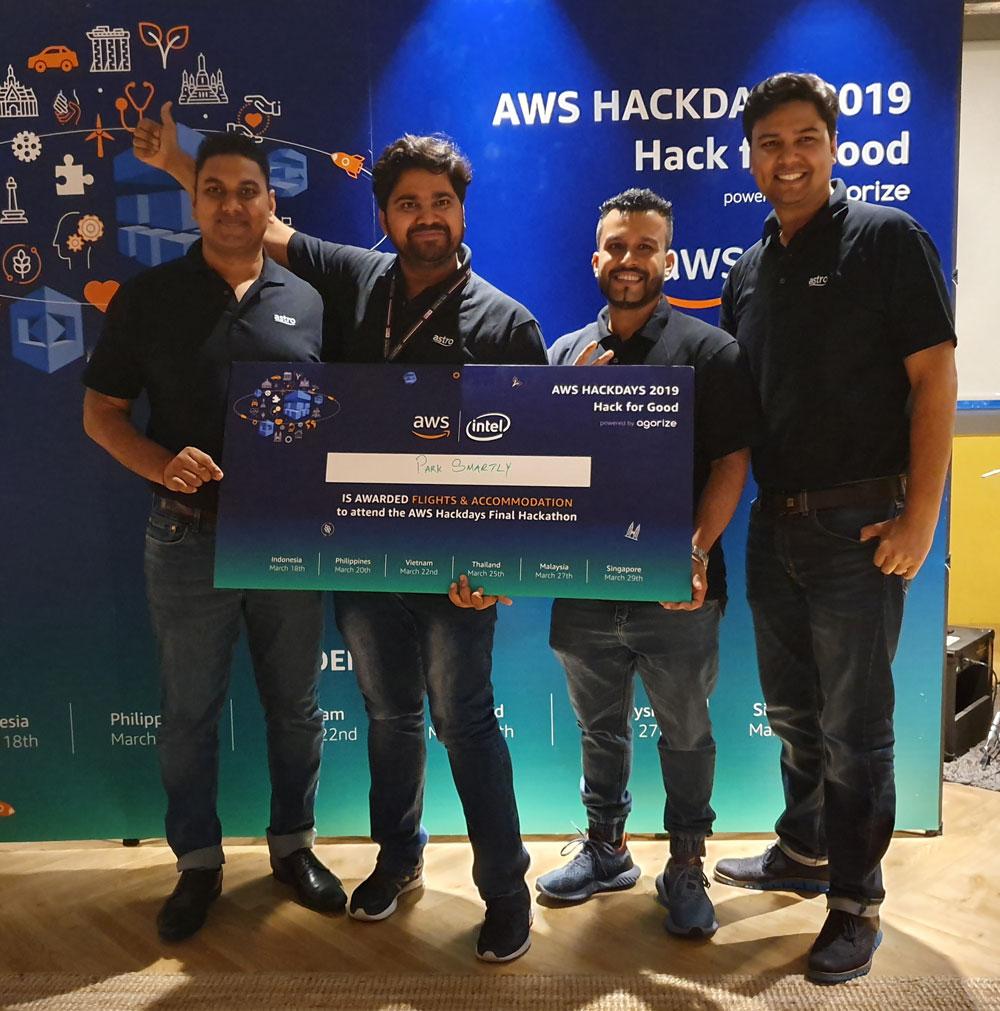 AWS Hackdays 2019