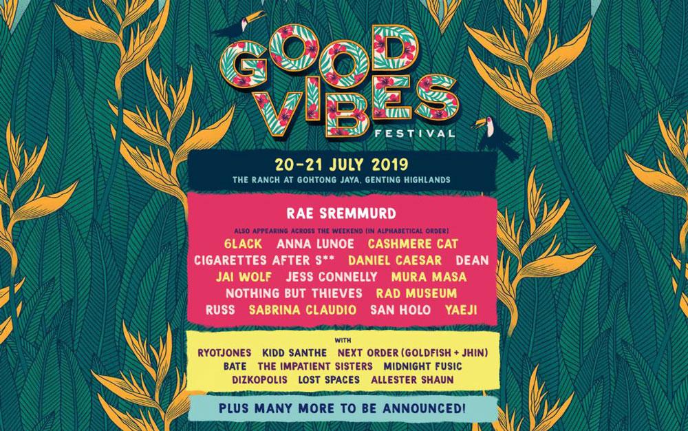 U Mobile Good Vibes Festival