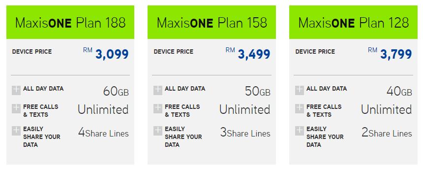 Huawei P30 Pro Maxis
