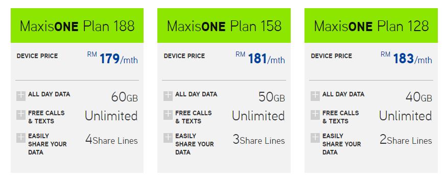 Huawei P30 Maxis