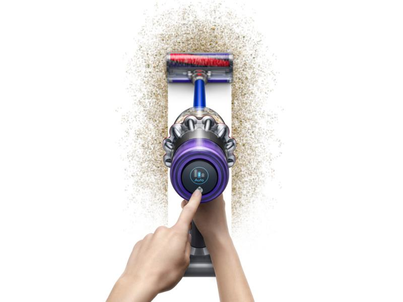 Dyson V11 Absolute LCD screen