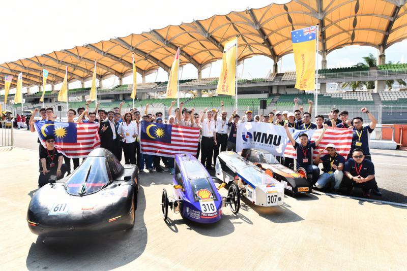 SEMA 2019 Team Malaysia