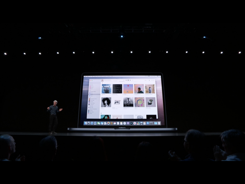 Apple WWDC19: iTunes