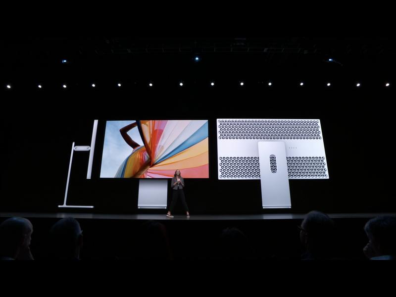 Apple WWDC19: Pro Display XDR