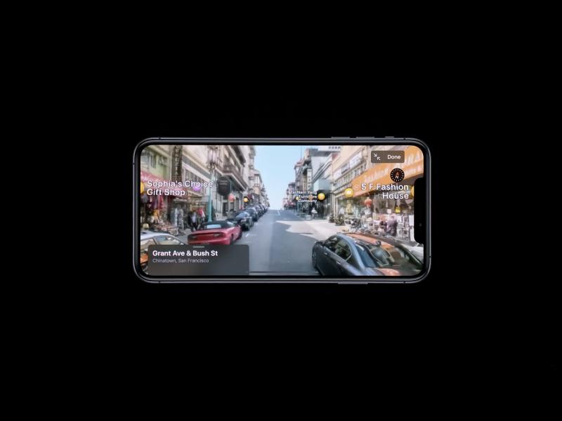 Apple WWDC19: iOS