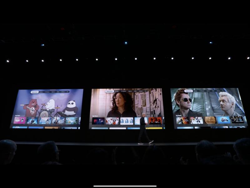 Apple WWDC19: tvOS