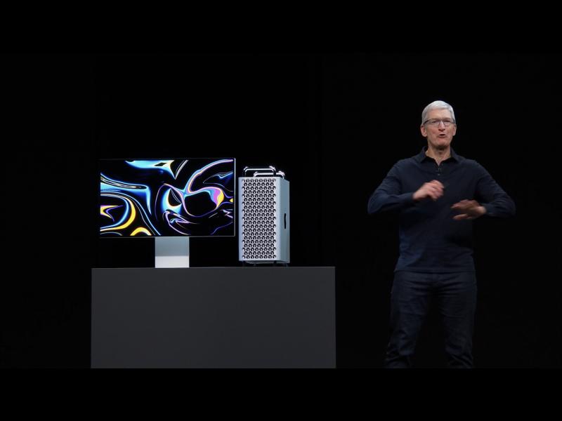 Apple WWDC19: Mac Pro