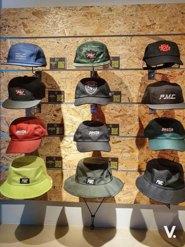 Pestle & Mortar Clothing Click & Mortar pop-up store