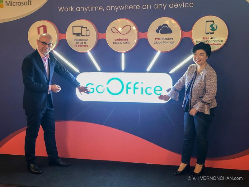 U Mobile GoOffice