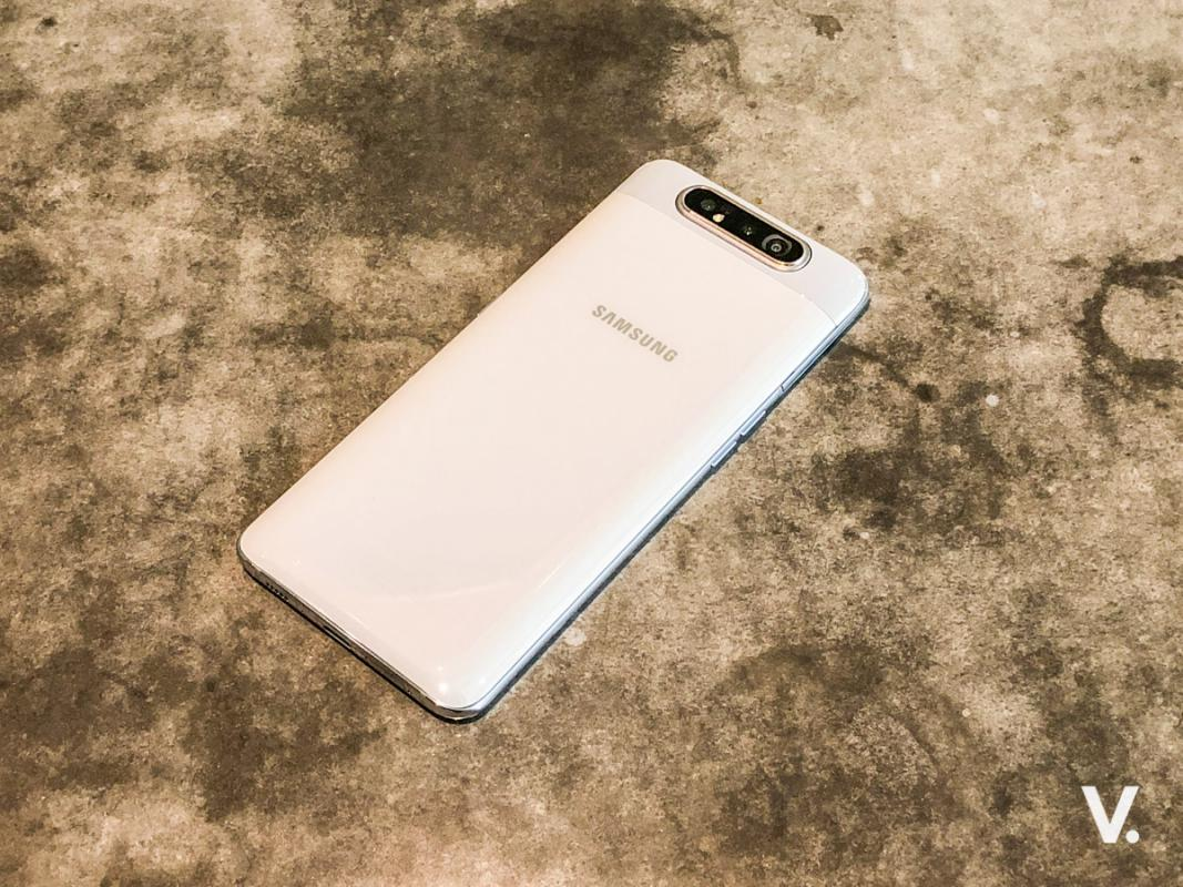 Samsung Galaxy A80 Review