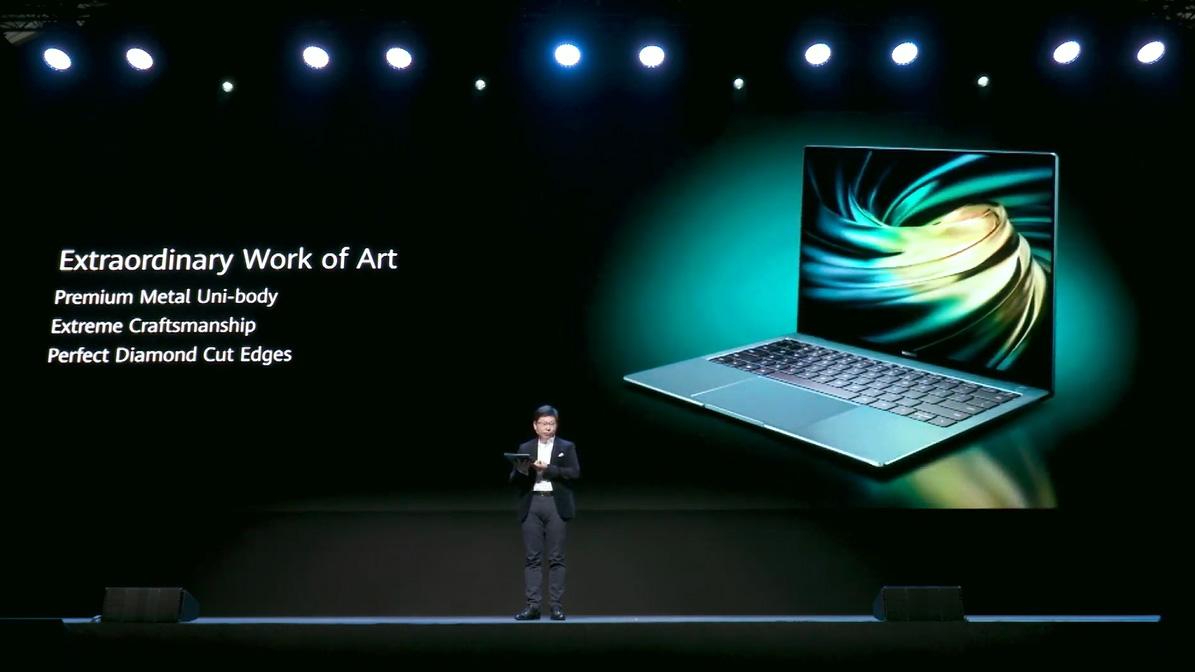 Huawei MateBook X Pro launch