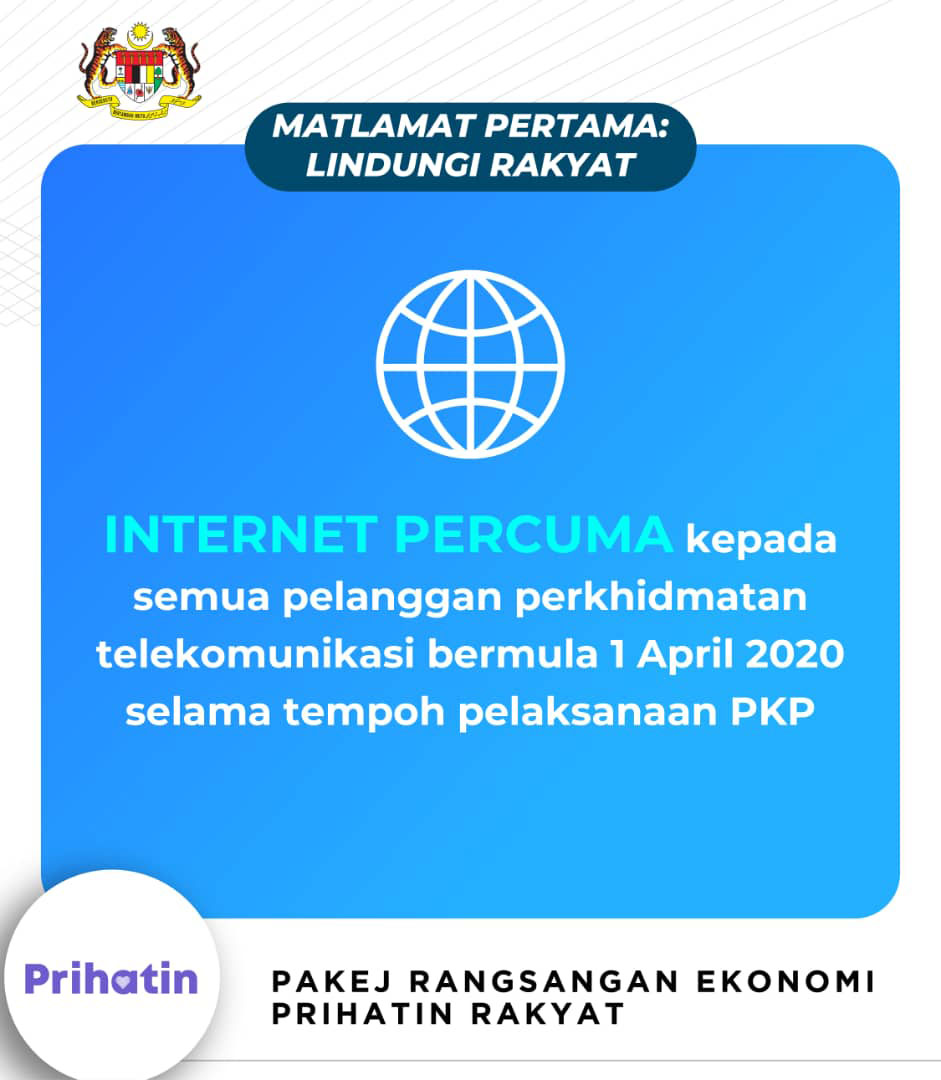 Economic Stimulus Package free internet