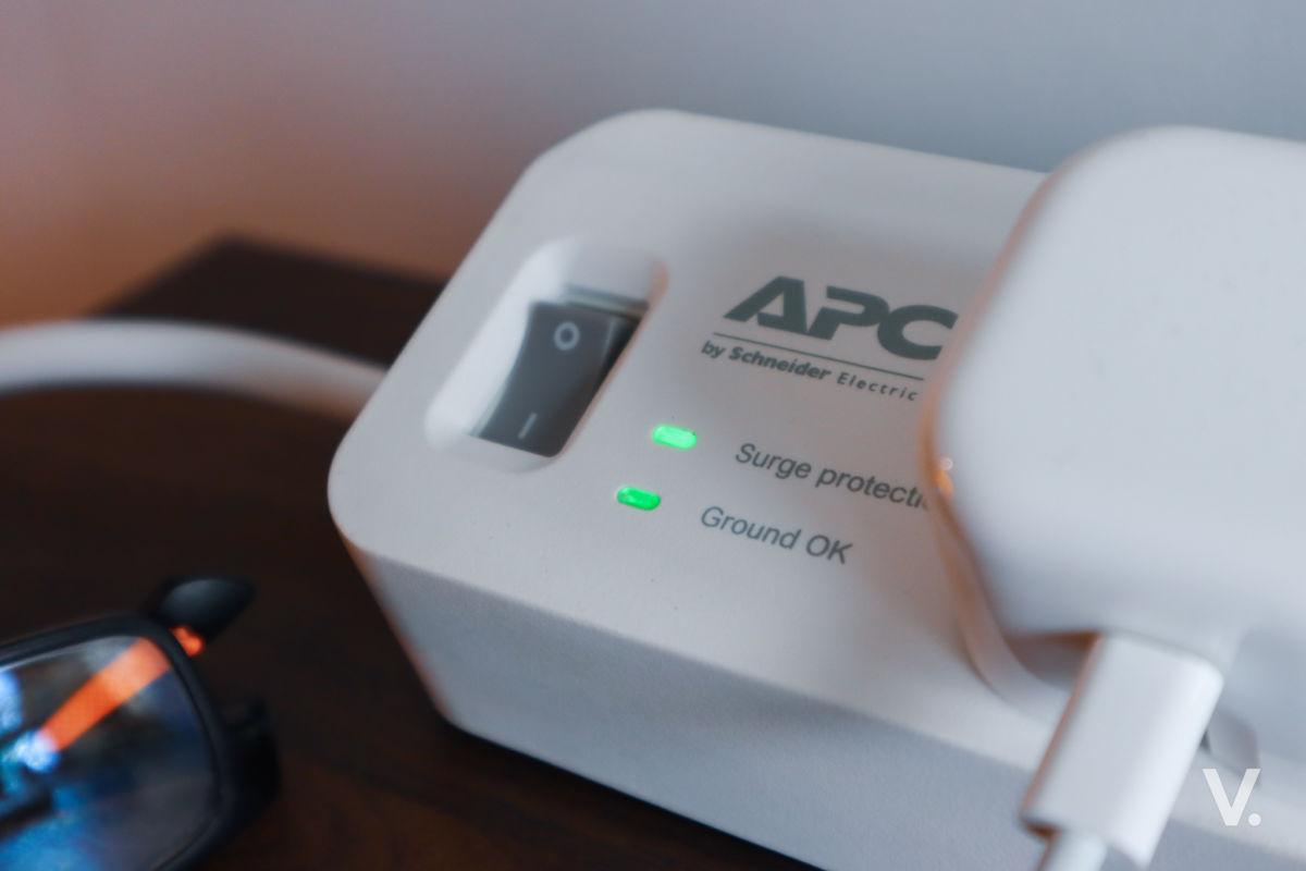 SurgeArrest from APC by Schneider Electric