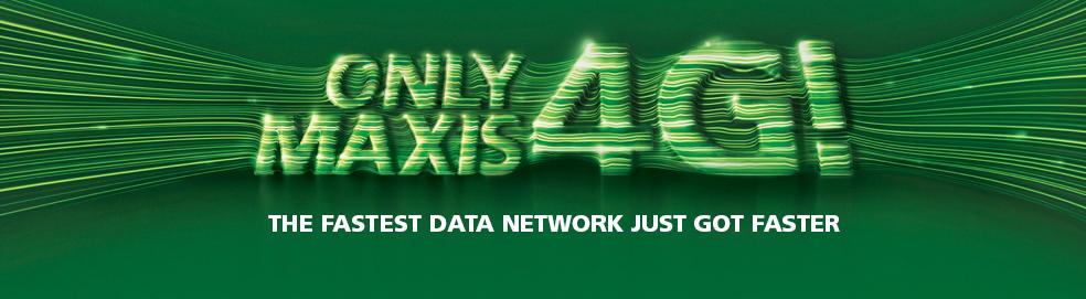 Maxis 4G LTE