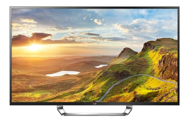 LG 84-inch UD 3D TV - 84LM9600