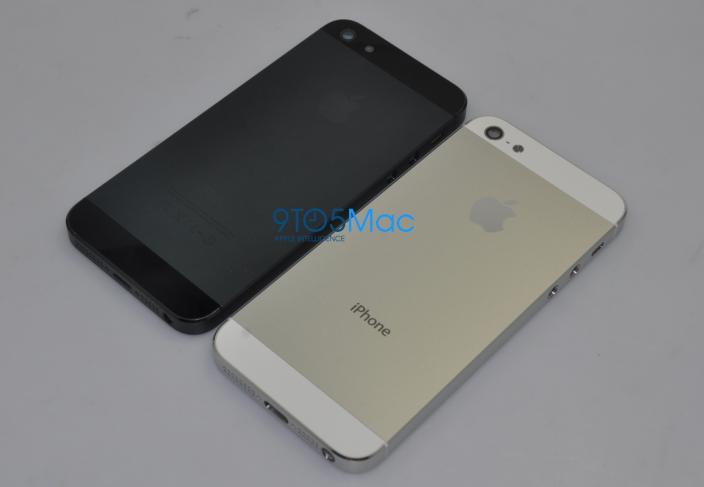 iPhone 5. Image source: 9to5Mac