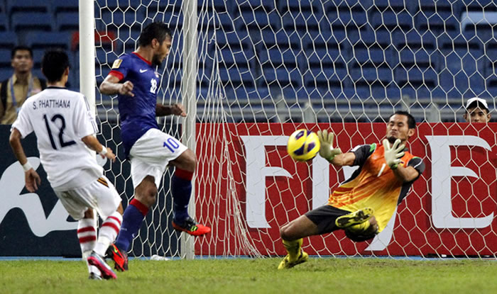 AFF Suzuki Cup 2011 - MY vs LAOS. Image credit: AFFSuzukiCup.com