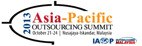 Second Asia-Pacific Outsourcing Summit Kicks Off Today