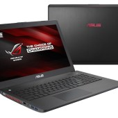 ASUS Republic of Gamers (ROG) G56JR gaming notebook unleashed