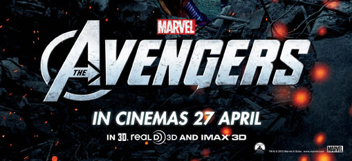 "[Giveaway] MaGaCon 2012 Giving Out 100 Free Movie Tickets to ""The Avengers""!"