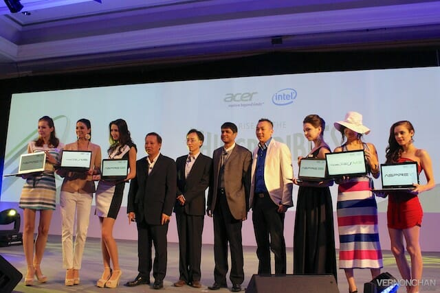 Acer Aspire S5 Launch 15