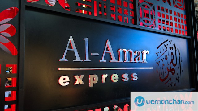 [Food Review] Teased by Al-Amar Express & Circus