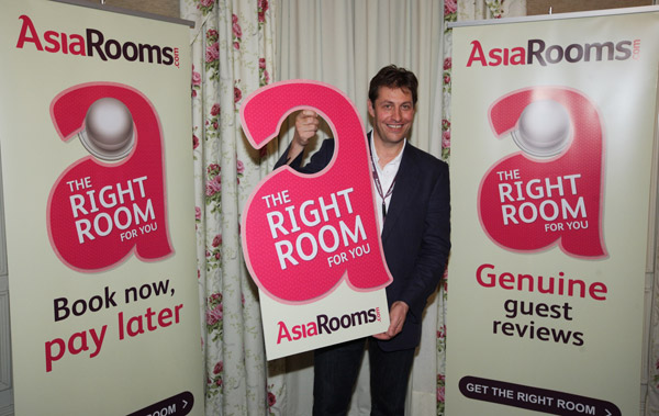 "AsiaRooms.com Brings ""The Right Room for You"" to Malaysians"