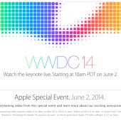 Apple to live stream WWDC 2014 keynote on 2 June