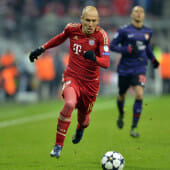 2014 FIFA World Cup: Netherlands' Arjen Robben is world's fastest footballer
