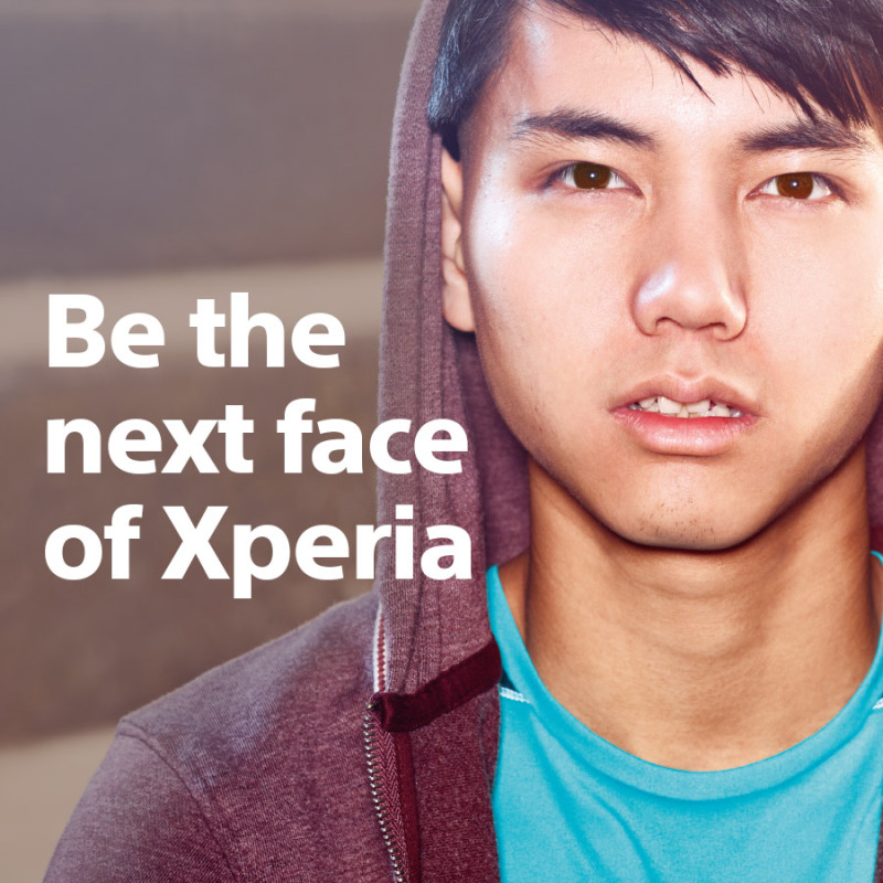 Next Face of Xperia