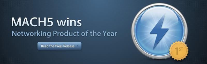 Blue Coat Wins Computerworld Award