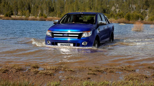 Built Ford Tough_Global Ford Ranger Challenge 4