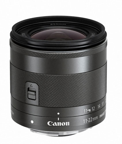 Canon Releases EOS M Firmware Update and Introduces New Ultra Wide-Angle Lens