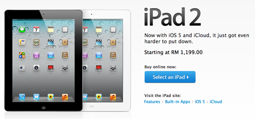 Cheaper iPad 2