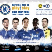 Samsung Celebrates Chelsea FC's Asia Tour 2013 with Host of Activities