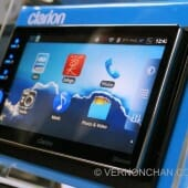 Clarion Unveils Clarion AX1 Android-Based Car Stereo, Open for Sale Online