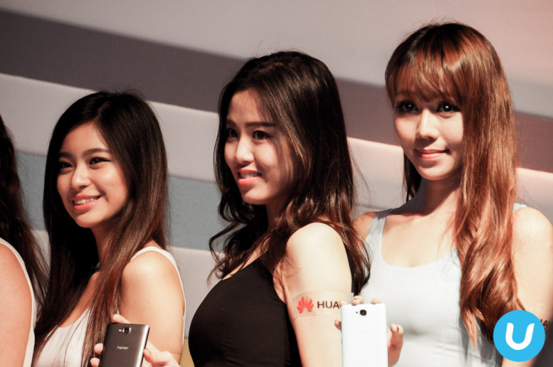 Huawei Honor 3C launch