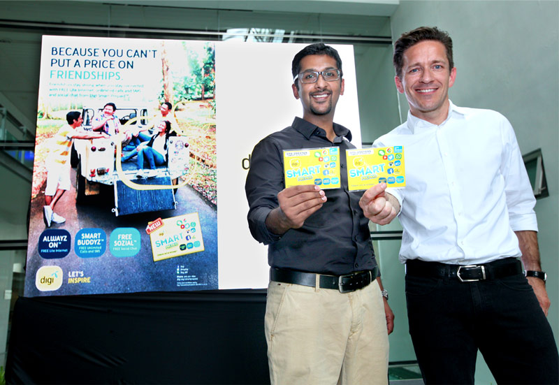 New Digi Smart Prepaid offers RM16 credit for RM10