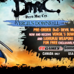 Play as Vergil For Upcoming Devil May Cry's DLC