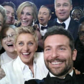 Ellen's famous 2014 Oscar selfie broke the all-time highest likes on Twitter.