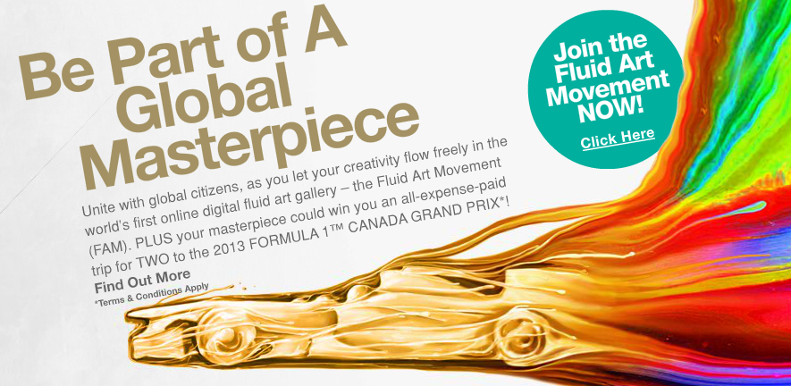 PETRONAS Lubricants International (PLI) Celebrates 100 Years, Kicks Off 'Fluid Art Movement'