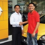 GM TC Euro Cars Reza Mutalib with Faisal Asri Director Ignitionmy