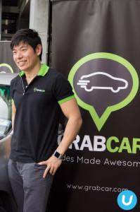 GrabCar launch