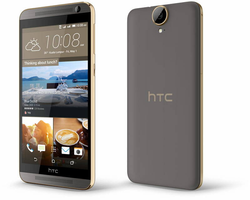 HTC One E9+ dual SIM: The more affordable One is now in town