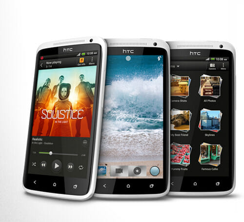 HTC Spruces up the One X with The HTC One X+