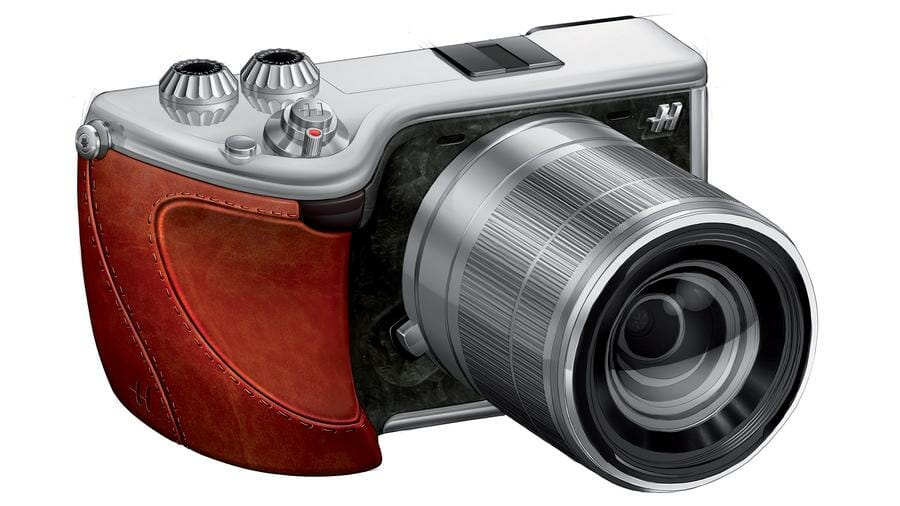 Hasselblad Lunar Leather Grip-900-75