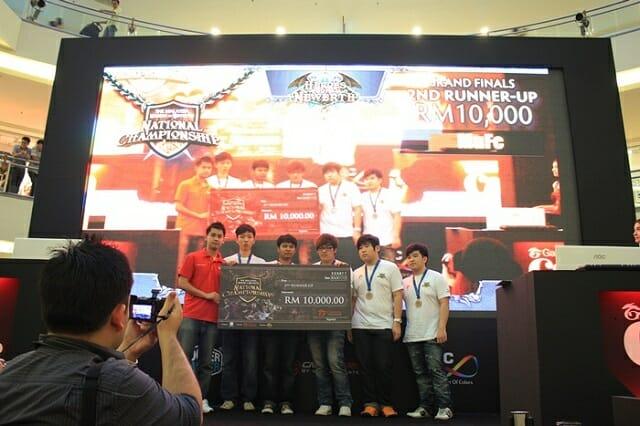 HoN 2nd Runner Up MuFC (1)